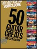 50 GUITAR GREATS THE GOLD EDITION