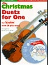 CHRISTMAS DUETS FOR ONE: VIOLIN