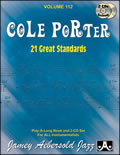 AEBERSOLD: VOL 112: COLE PORTER - 21 GREAT STANDARDS