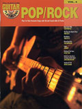 GUITAR PLAY-ALONG VOLUME 4: POP/ROCK