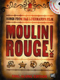 MOULIN ROUGE! VOCAL SELECTIONS (SING-ALONG EDITION)