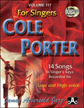 AEBERSOLD: VOLUME 117 COLE POTER FOR SINGERS