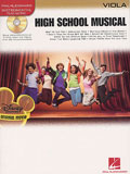 HIGH SCHOOL MUSICAL - SELECTIONS (VIOLA)