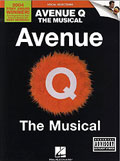 AVENUE Q: THE MUSICAL  (VOCAL SELECTIONS)