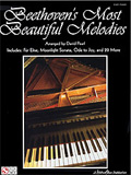BEETHOVEN'S MOST BEAUTIFUL MELODIES (EASY PIANO)