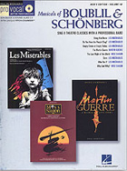 MUSICALS OF BOUBLIL AND SCHONBERG FOR MALE SINGERS (BOOK/CD)