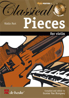 CLASSICAL PIECES FOR VIOLIN AND PIANO