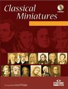 CLASSICAL MINIATURES FOR CLARINET