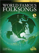 WORLD FAMOUS FOLKSONGS - TRUMPET