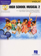 HAL LEONARD INSTRUMENTAL PLAY-ALONG: HIGH SCHOOL MUSICAL 2 (VIOLA)