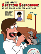 THE GREAT AUDITION SOURCEBOOK - 40 HIT SONGS IDEAL FOR AUDITIONS
