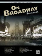 ON BROADWAY SONGBOOK