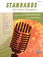 STANDARDS FOR SOLO SINGERS (MED LOW)