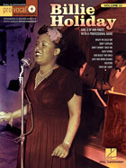 PRO VOCAL WOMEN'S EDITION VOLUME 33: BILLIE HOLIDAY