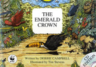 DEBBIE CAMPBELL: THE EMERALD CROWN (BOOK AND CD)