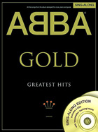 ABBA GOLD - GREATEST HITS SINGALONG PVG (BOOK AND 2 CDS)