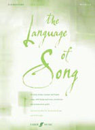 LANGUAGE OF SONG. ELEMENTARY (HIGH VC)
