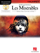 LES MISERABLES PLAY-ALONG PACK - TRUMPET
