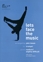 LETS FACE THE MUSIC - INKL. CD