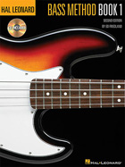 HAL LEONARD BASS METHOD: BOOK 1 (SECOND EDITION) WITH CD