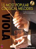 15 MOST POPULAR CLASSICAL MELODIES - VIOLA