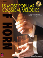 15 MOST POPULAR CLASSICAL MELODIES - FRENCH HORN