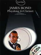 GUEST SPOT: JAMES BOND PLAYALONG FOR CLARINET