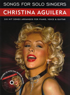 SONGS FOR SOLO SINGERS: CHRISTINA AGUILERA