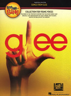 LET'S ALL SING SONGS FROM GLEE - PIANO/VOCAL