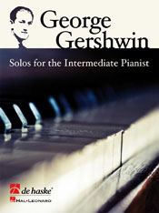 GEORGE GERSHWIN - SOLOS FOR THE INTERMEDIATE PIANIST