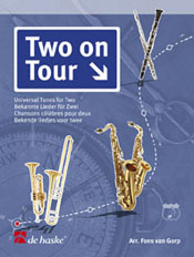 TWO ON TOUR - FLUTE