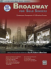 BROADWAY FOR SOLO SINGERS -
