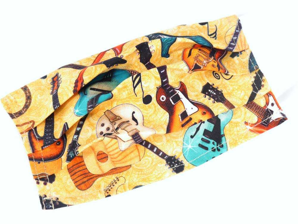 FACE COVERING MUSIC DESIGN 29 (COTTON) 18,5*9,5 CM
