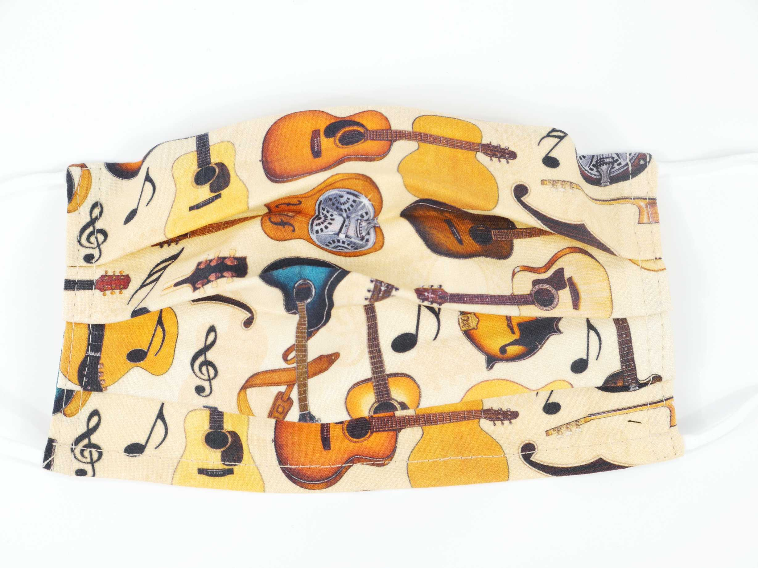 FACE COVERING MUSIC DESIGN 33 (COTTON) 18,5*9,5 CM