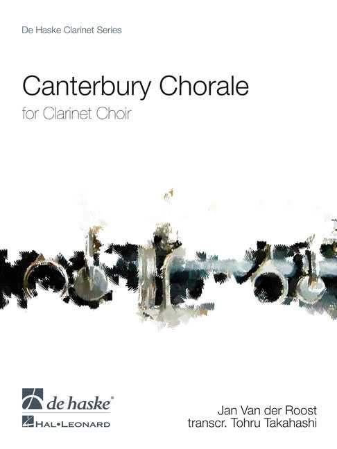 CANTERBURY CHORALE: FOR CLARINET CHOIR