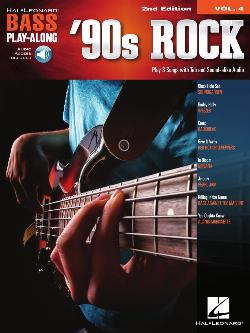 '90S ROCK: BASS PLAY-ALONG VOLUME 4