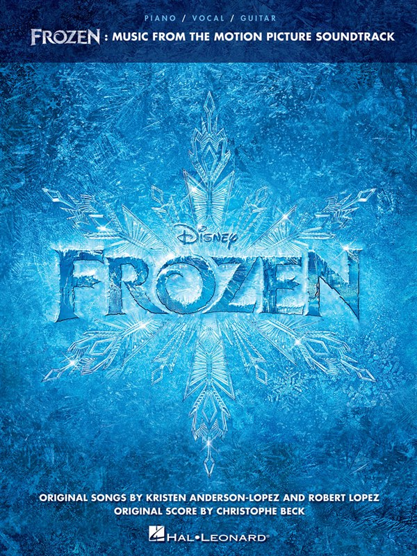 FROZEN: MUSIC FROM THE MOTION PICTURE SOUNDTRACK (PVG)